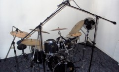 Drums Recording studio